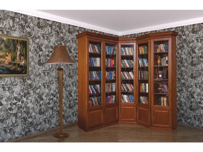 """Модель мебели - библиотека """"афина""""."""